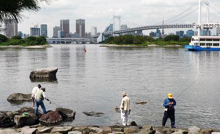 Foco principal do projeto de Tóquio é a condução dos recursos hídricos essenciais de forma mais eficiente. Foto: antonioperezrio.com_Flickr Creative Commons