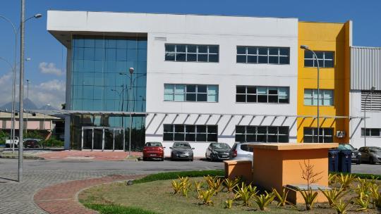 Centro de Excelência em Gás Natural (CEGN), da Coppe/UFRJ. Divulgação/Coppe-UFRJ