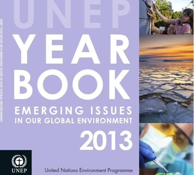 UNEP YEAR BOOK 2013