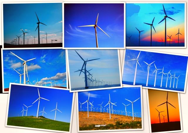 Energia Eólica Mix. Fotos: Google Images/Internet1