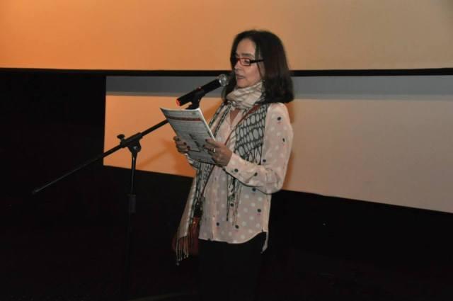 Suzana Amado, diretora do festival