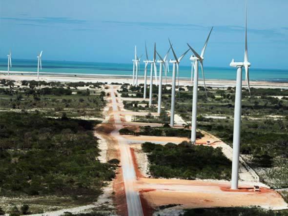 Rio Grande do Norte lidera lista. Foto: Divulgação/New Energy Options Geração de Energia