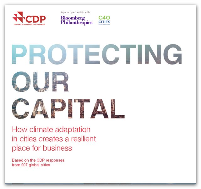 CDP, Cities 2014: Protecting our Capital