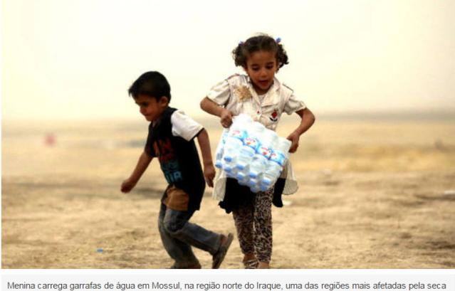 Crise da água é risco de maior impacto para o mundo   EXAME.com (1)