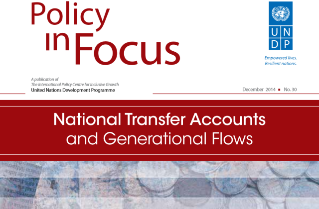 Policy In Focus n. 30 Dec 2014