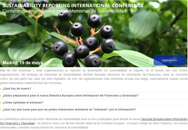 Conferencia Internacional sobre Memorias de Sostenibilidad (1)