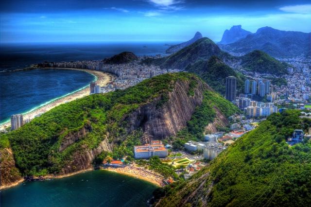 Cidade do Rio de Janeiro. Foto: Flickr/John Skodak (CC)
