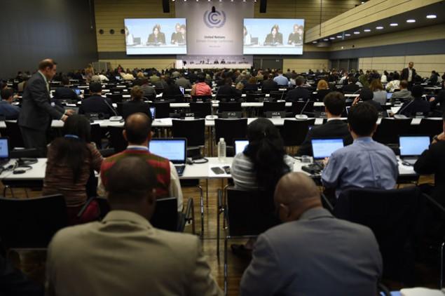 La Convención Marco de las Naciones Unidas sobre el Cambio Climático se realiza en Bonn, Alemania. Foto AFP 20-10-15-mundo-g77
