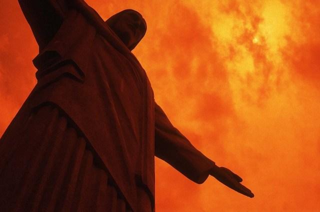 Cristo Redentor, Rio de Janeiro. Foto: www.bigfoto.com