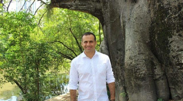 Sérgio Xavier, secretário de Meio Ambiente e Sustentabilidade do Estado de Pernambuco. Foto: divulgação