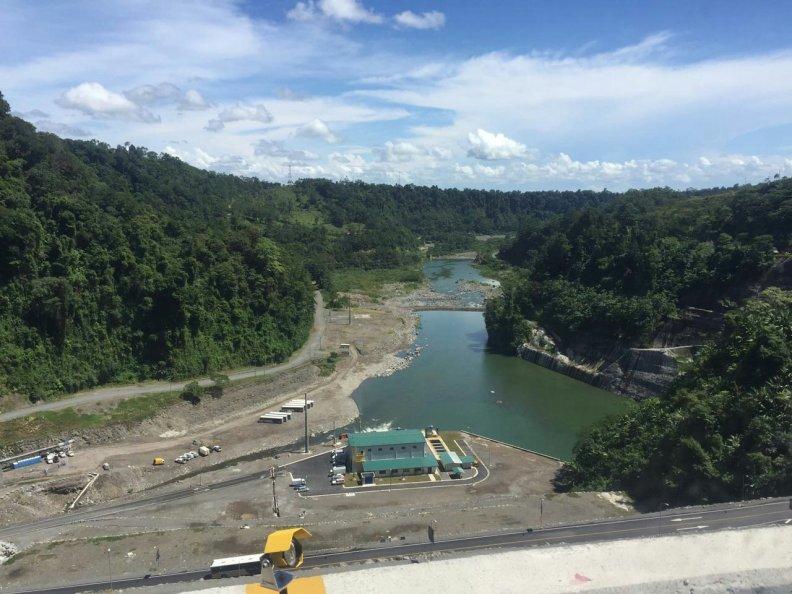 El proyecto hidroeléctrico Reventazón, operado por el ICE, aporta una parte de la electricidad del país. (Archivo CRH)